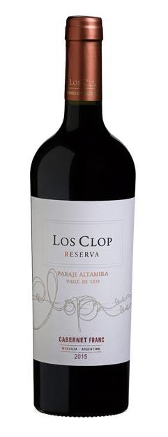 Los Clop | Cabernet Franc Reserva